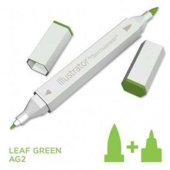 Spectrum noir Illustrator pen AG2 - Leaf Green