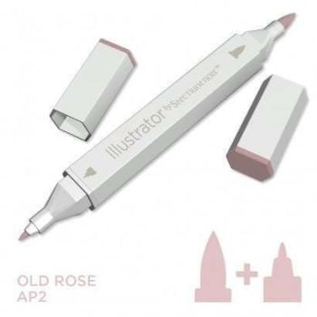 Spectrum noir Illustrator pen AP2 - Old Rose