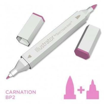 Spectrum noir Illustrator pen BP2 - Carnation