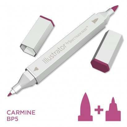 Spectrum noir Illustrator pen BP5 - Carmine