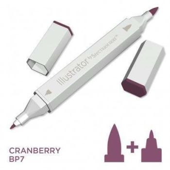 Spectrum noir Illustrator pen BP7 - Cranberry
