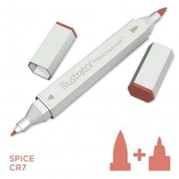 Spectrum noir Illustrator pen CR7 - Spice