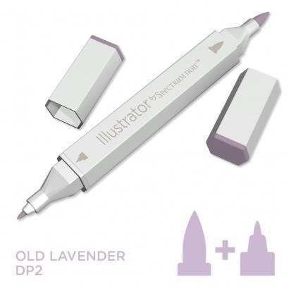 Spectrum noir Illustrator pen DP2 - Old Lavender