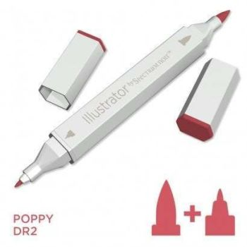 Spectrum noir Illustrator pen DR2 - Poppy