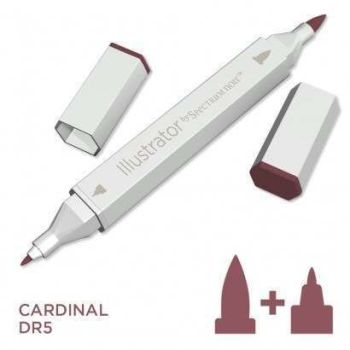 Spectrum noir Illustrator pen DR5 - Cardinal