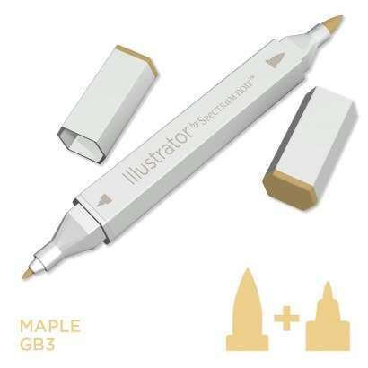 Spectrum noir Illustrator pen GB3 - Maple