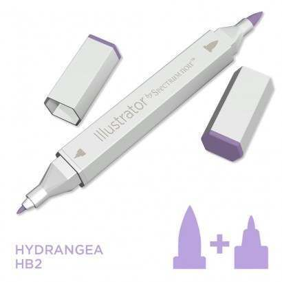 Spectrum noir Illustrator pen HB2 - Orchid