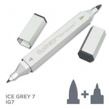 Spectrum noir Illustrator pen IG7 - Ice Grey 7