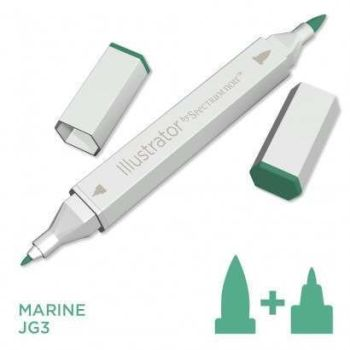 Spectrum noir Illustrator pen JG3 - Marine