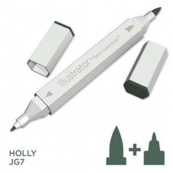 Spectrum noir Illustrator pen JG7 - Holly