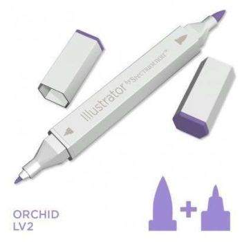 Spectrum noir Illustrator pen LV2 - Orchid
