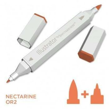 Spectrum noir Illustrator pen OR2 - Nectarine