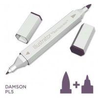 Spectrum noir Illustrator pen PL5 - Damson