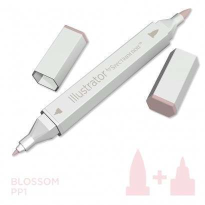 Spectrum noir Illustrator pen PP1 - Blossom