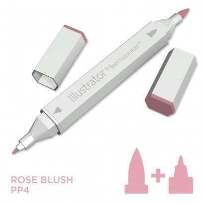 Spectrum noir Illustrator pen PP4 - Rose Blush