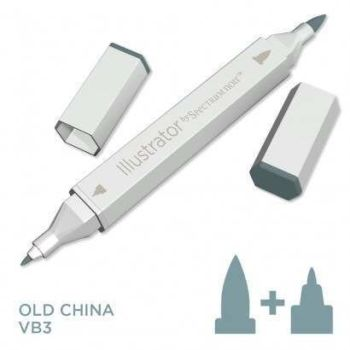 Spectrum noir Illustrator pen VB3 - Old China