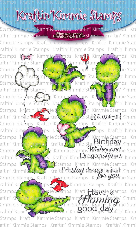 Darling Dragons!