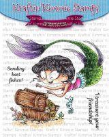 Florence Finbottom - Kraftin' Kimmie stamp