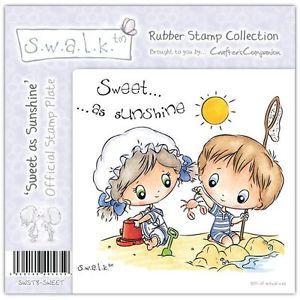 S.W.A.L.K. - Sweet as Sunshine