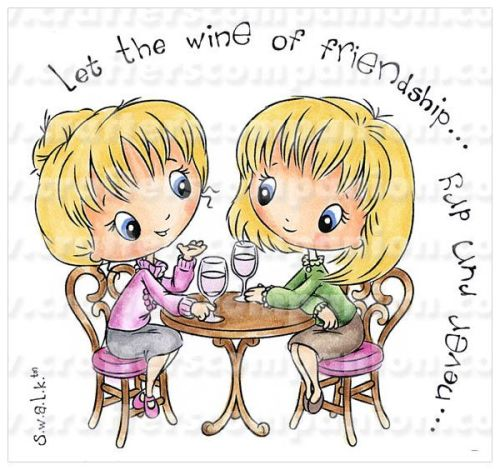 S.W.A.L.K. - Wine of friendship