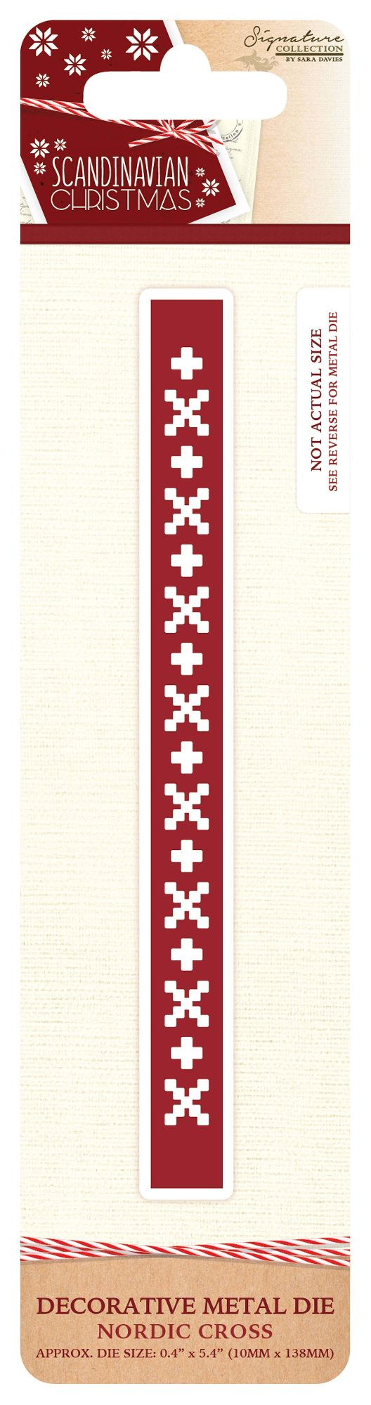 Scandinavian Christmas - Nordic Cross