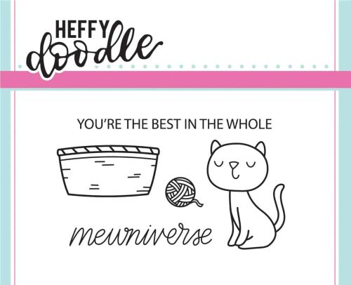 Heffy Doodle - Mewniverse clear stamps