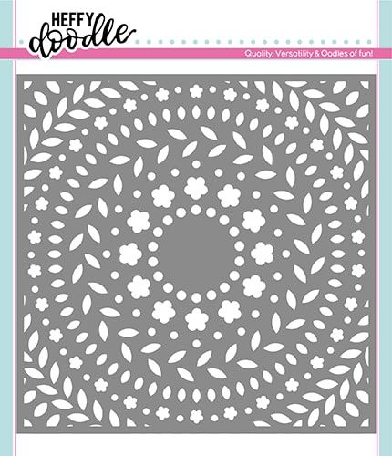 **NEW** Heffy Doodle Ring a Rosie stencil