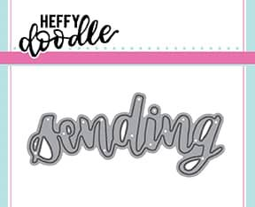 Heffy Doodle Sending die