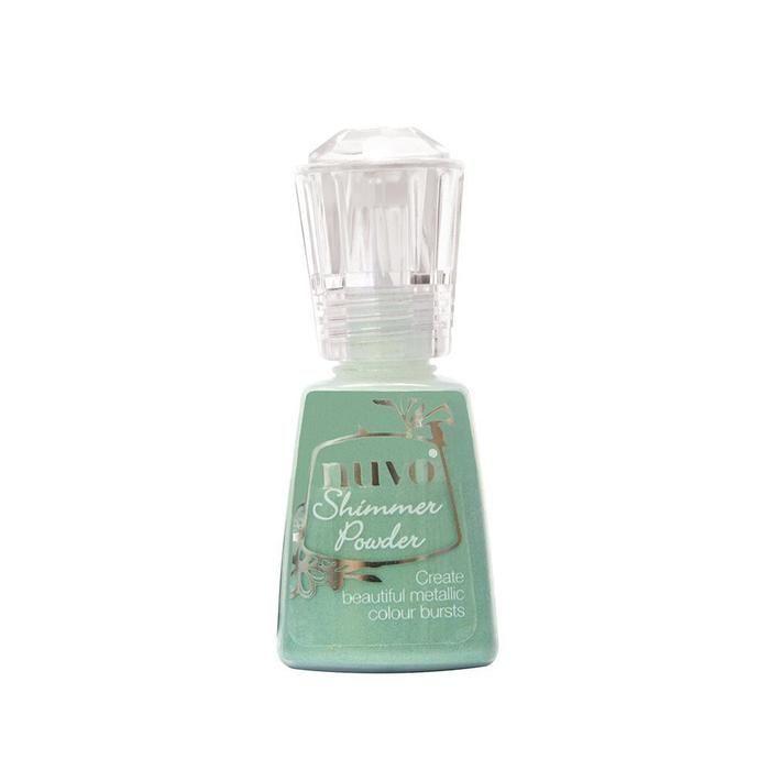 Nuvo - Shimmer Powder - Green Parade