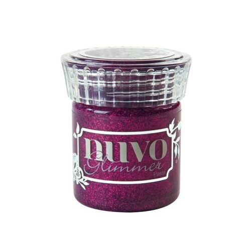 Nuvo - Glimmer Paste - Plum Spinel