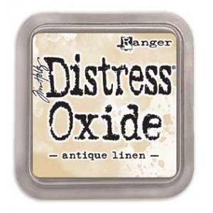 Tim Holtz Distress Oxide Pads Antique Linen