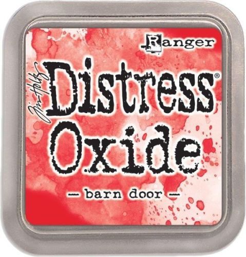 Tim Holtz Distress Oxide Pads Barn Door