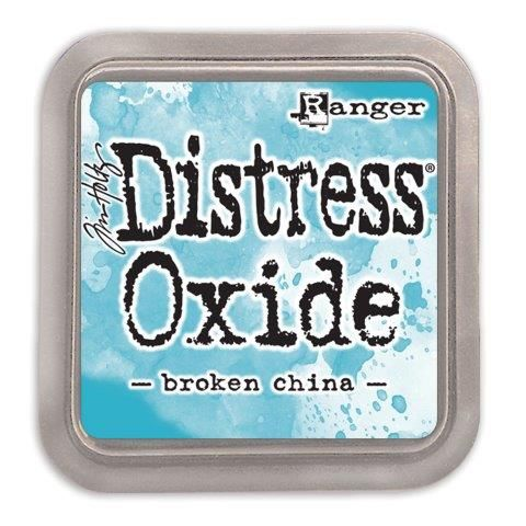 Tim Holtz Distress Oxide Pads Broken China