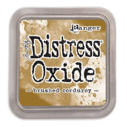 Tim Holtz Distress Oxide Pads Brushed corduroy