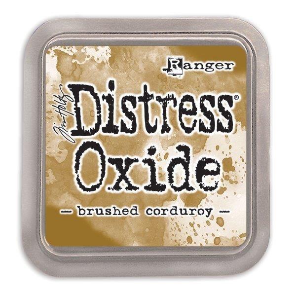 Tim Holtz Distress Oxide Pads Brushed corduroy