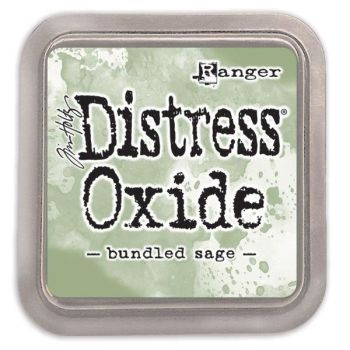 Tim Holtz Distress Oxide Pad Bundled Sage