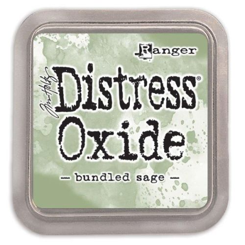 Tim Holtz Distress Oxide Pads Bundled Sage