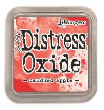 Tim Holtz Distress Oxide Pads Candied Apple