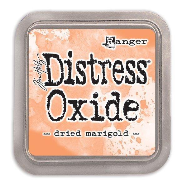 Tim Holtz Distress Oxide Pads Dried Marigold
