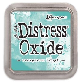 Tim Holtz Distress Oxide Pad Evergreen Bough