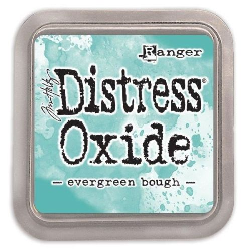Tim Holtz Distress Oxide Pads Evergreen Bough