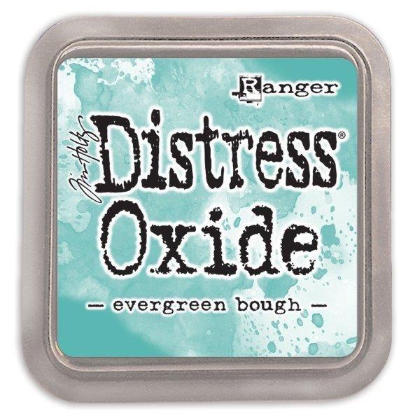 Tim Holtz Distress Oxide Pads Evergreen Bough
