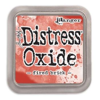 Tim Holtz Distress Oxide Pad Fired Brick