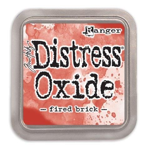 Tim Holtz Distress Oxide Pads Fired Brick
