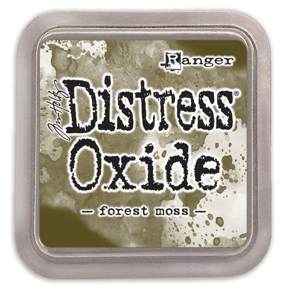 Tim Holtz Distress Oxide Pads Forest Moss