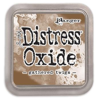 Tim Holtz Distress Oxide Pad Gathered Twigs