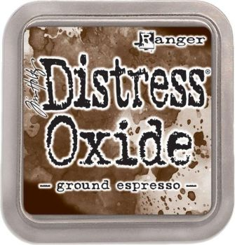 Tim Holtz Distress Oxide Pad Ground Espresso
