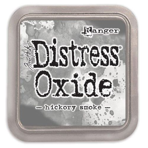 Tim Holtz Distress Oxide Pads Hickory Smoke