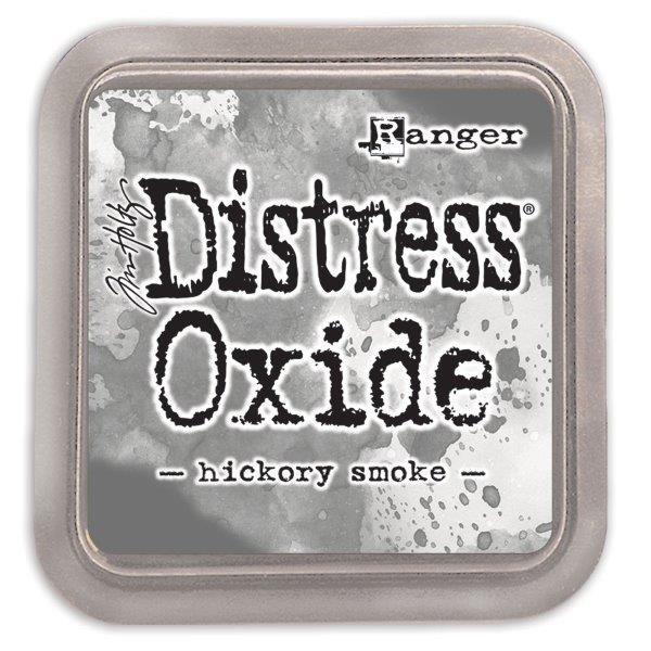 Tim Holtz Distress Oxide Pads Hickory Smoke