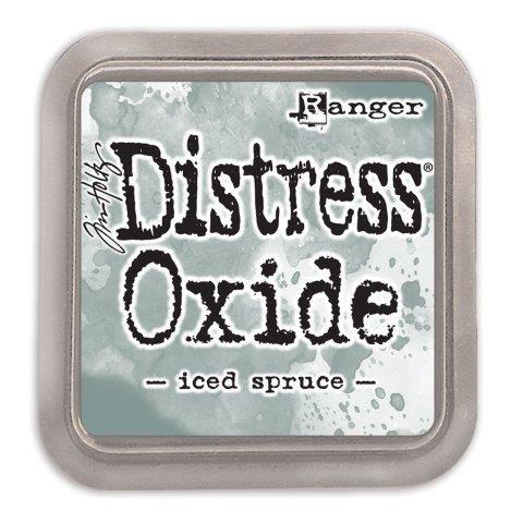 Tim Holtz Distress Oxide Pads Iced Spruce